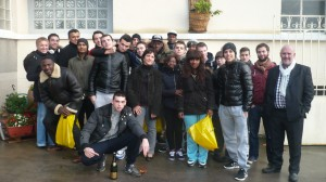 PHOTO DE GROUPE REIMS