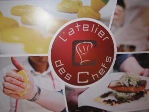 écusson atelier des chefs