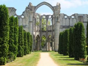 abbaye ruine