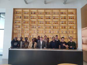 Cognac bouteilles