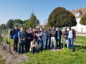 Photo de groupe Cognac