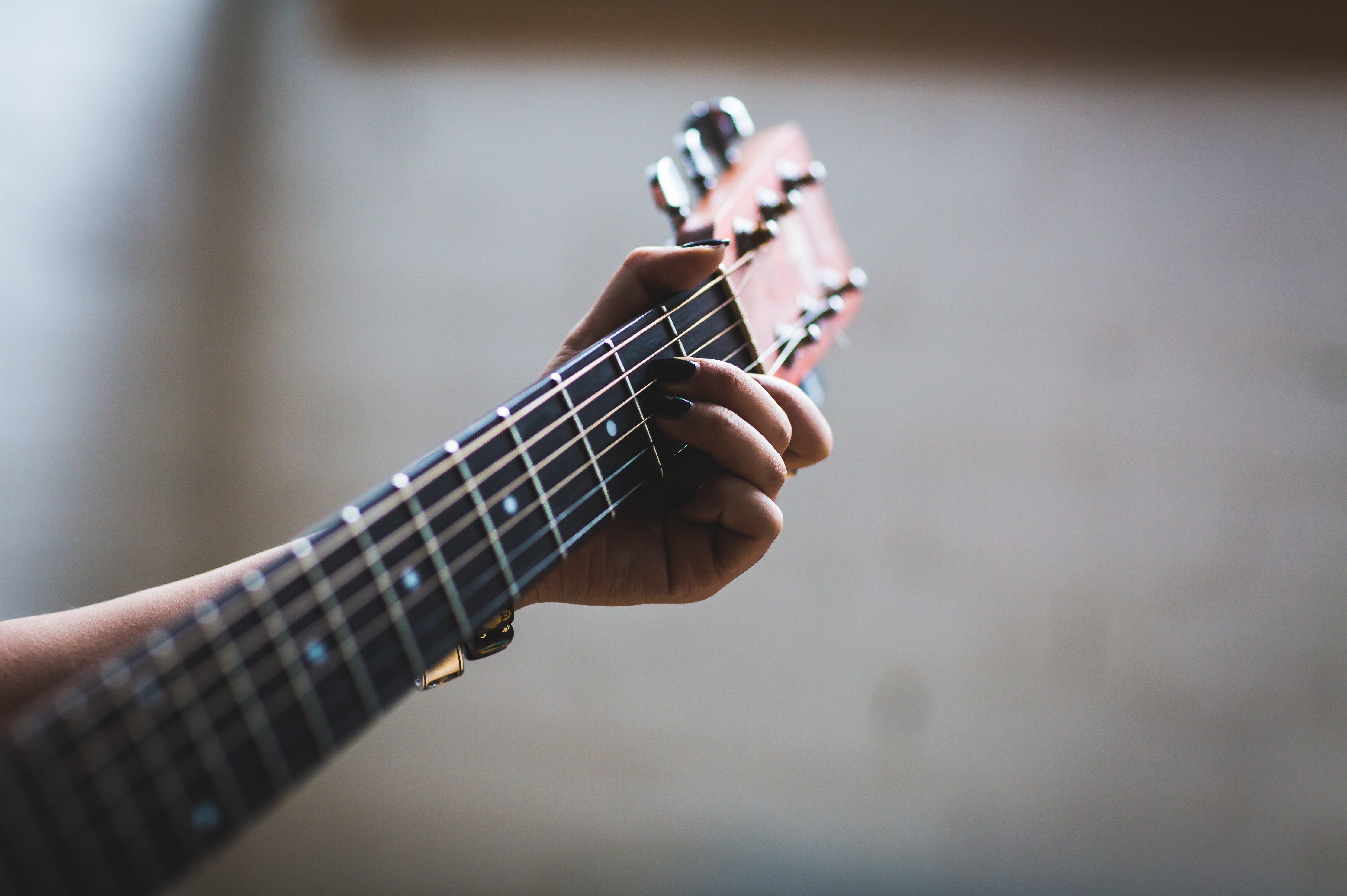 Guitariste Classe 4e Tous artistes