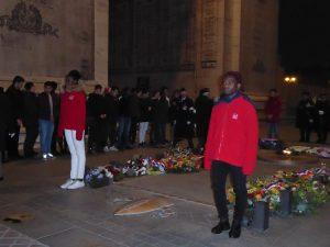 Arc de Triomphe Tombeau du Soldat inconnu